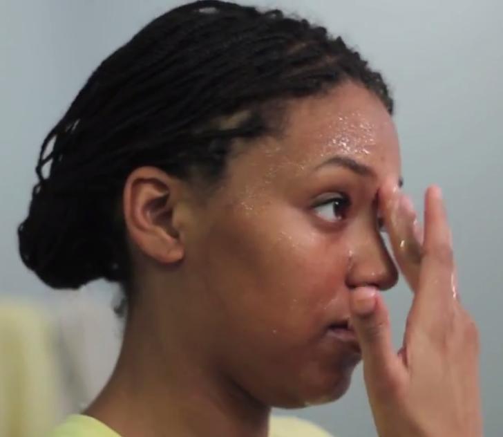 Milk, Honey, and Brown Sugar Facial Scrub: Cleanses exfoliates and moisturizes
