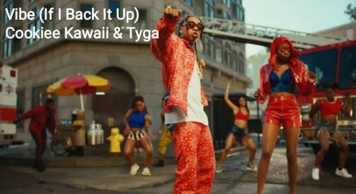 Vibe (If I Back It Up) Lyrics - Cookiee Kawaii & Tyga