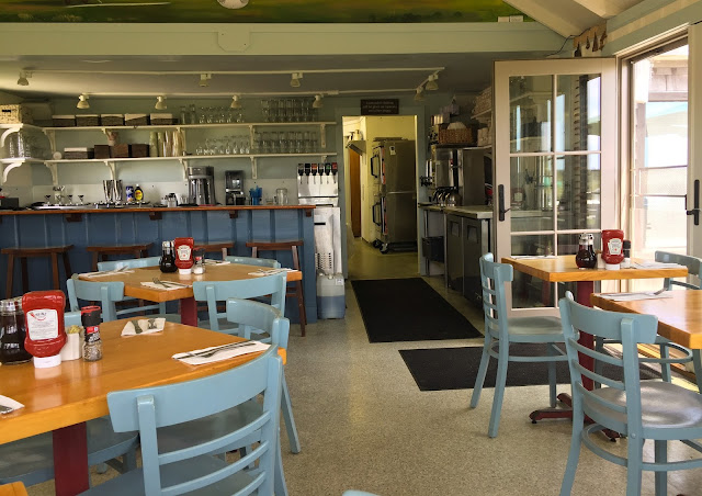 Right Fork Diner | Katama Airport | Edgartown | Chichi Mary Blog