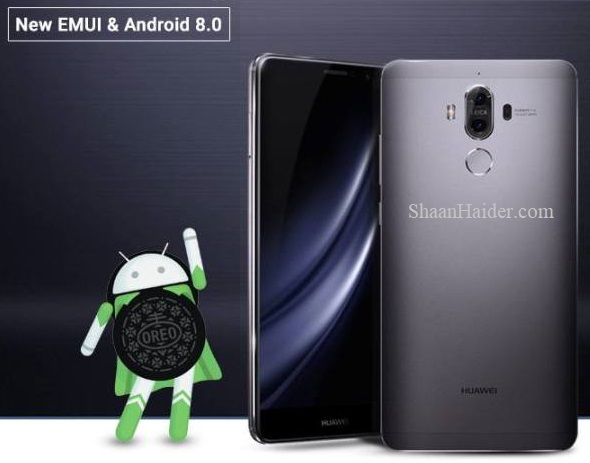 List of Huawei and Honor Smartphones getting the Android 8 Oreo and EMUI 8 Update