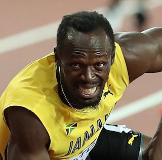 Usain Bolt Injury 2017