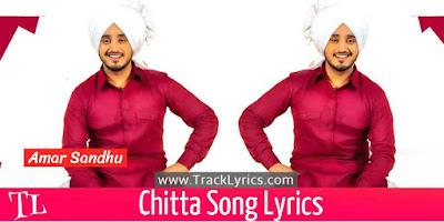 chitta-lyrics-amar-sandhu