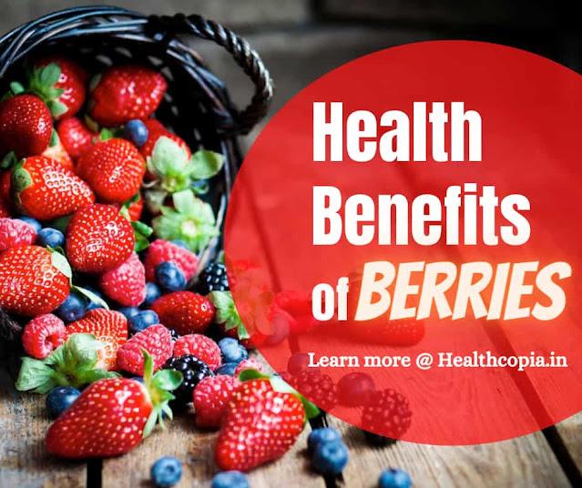 Benefits of Berries