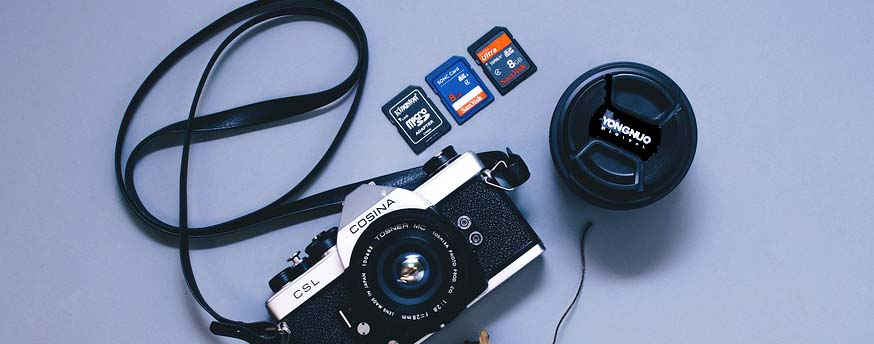 The Best Memory Cards for DSLR Camera | Make it easy