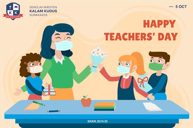 Hari Guru Sedunia, 5 Oktober 2021