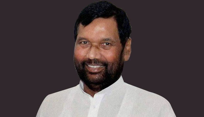 Ram Vilas Paswan Union Minister of India Died