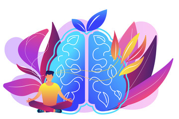 تجربة التنفس التأملي للوصول للإسترخاء والصفاء الذهني والوعي الذاتي