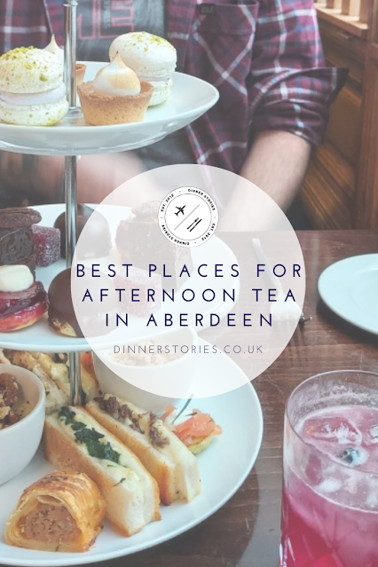 Best Places for Afternoon Tea in Aberdeen
