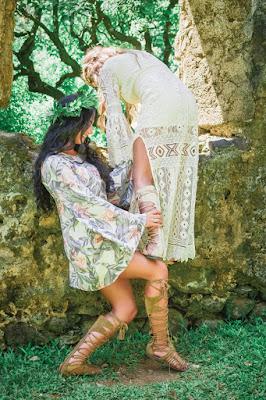 Climbing Bride