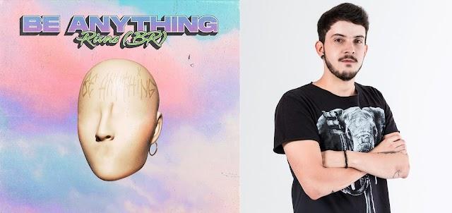 Reverenciando a liberdade, Rivas lança 'Be Anything' em parceria com a Sony Music
