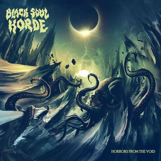 """Ο δίσκος των Black Soul Horde """"Horrors from the Void"""""""