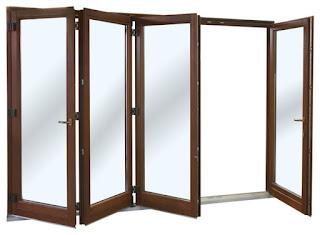 pintu lipat penyekat ruangan