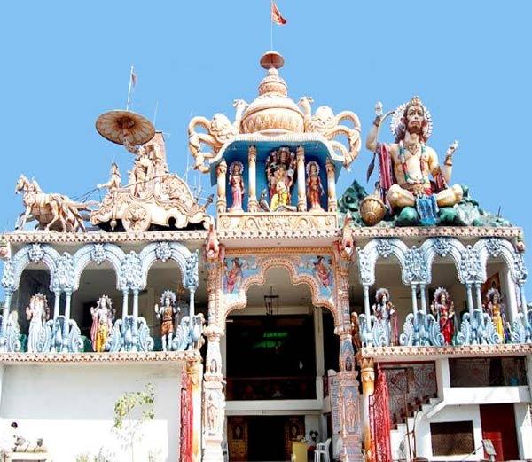 इस मंदिर में आशिक़ी का भूत उतरवाने दूर-दूर से आते हैं लोग - newsonfloor.com