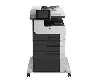 HP LaserJet Enterprise MFP M725f Driver Download, Review