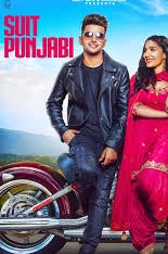 Punjabi Suit Lyrics-Video-Preeti Sahu-Punjabi Song