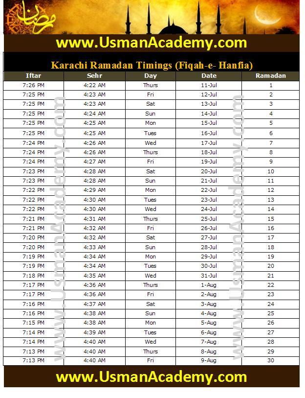 Ahmedabad Ramadan Timings 2020 Calendar Ahmedabad Ramazan