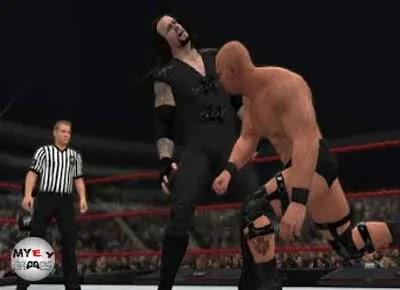 شرح عن لعبة المصارعة WWE 2K16 للكمبيوتر