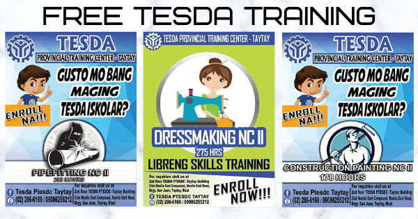 6 Free Courses PTESDC | Scholarship Program