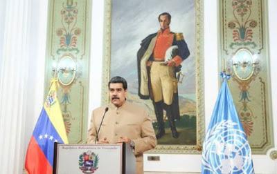 Maduro: «No es tiempo de insultar ni agraviar a la OMS»