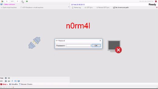 Cara Minimize Exambrow Admin UNBK