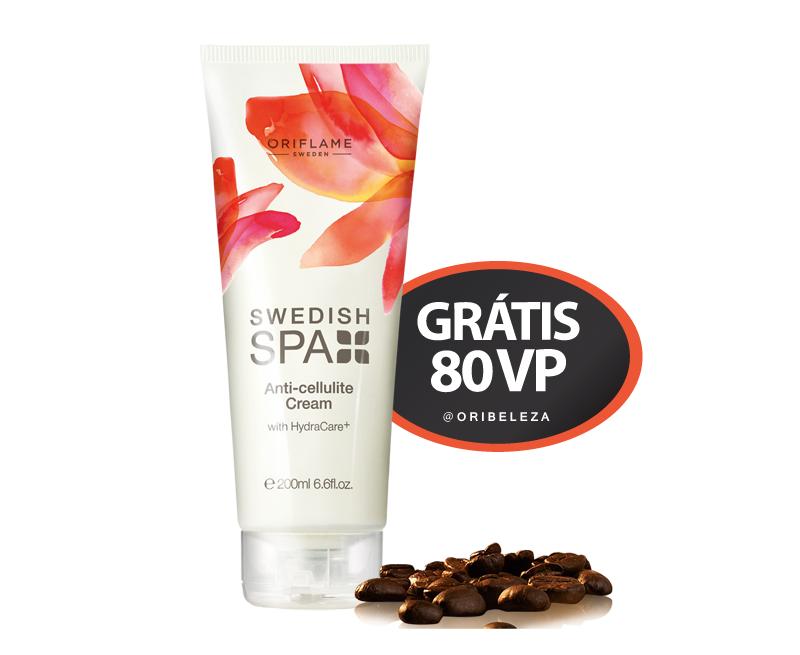 Creme Anticelulite Swedish Spa da Oriflame