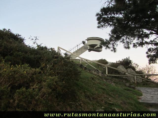 Ruta Pienzu por Mirador Fito y Biescona: Mirador del fito