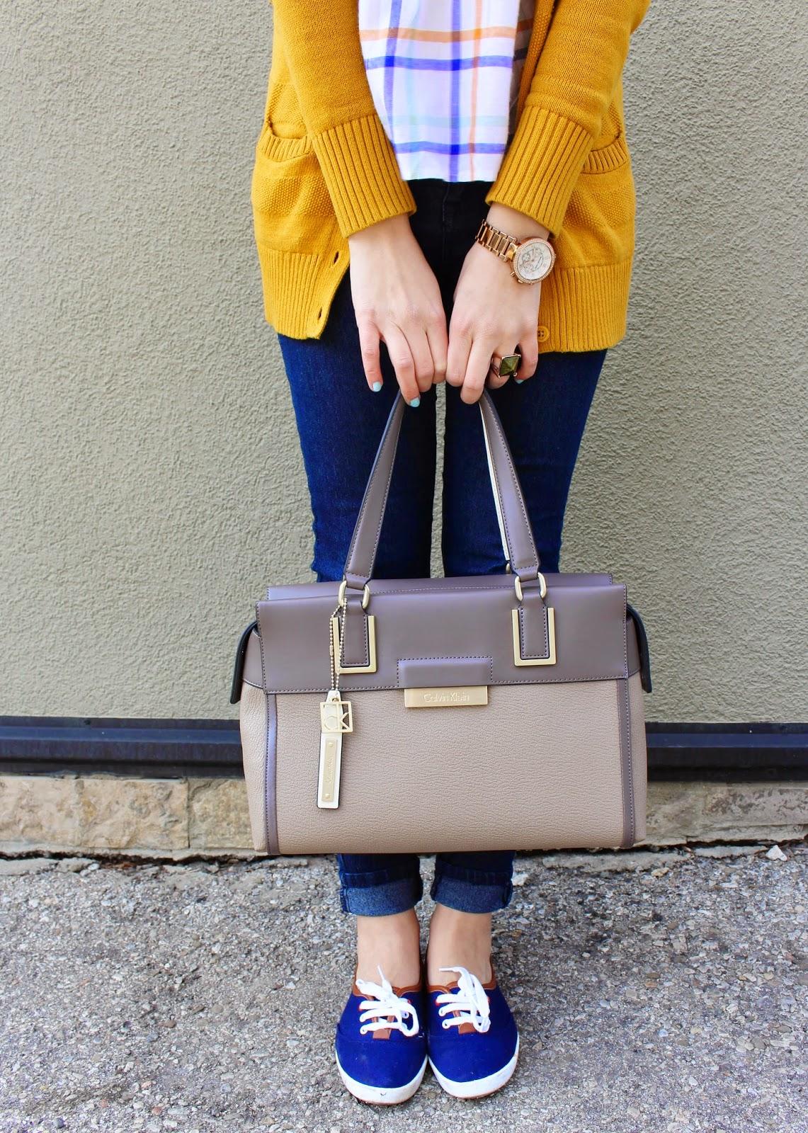 bijuleni - Calvin Klein handbag