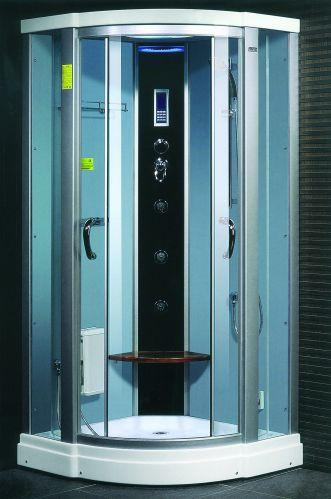 Decoraciones y afinidades dise a y decora modernas - Cabina de duchas ...