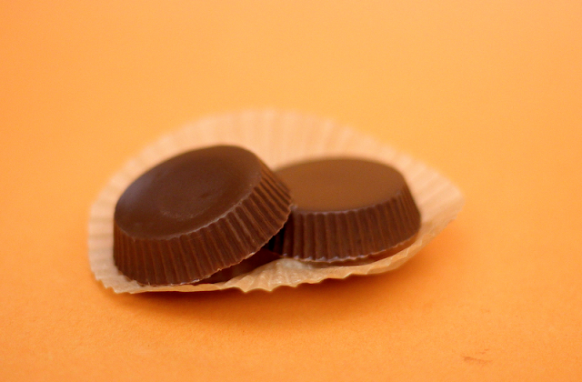 Healthy Homemade Reese's Peanut Butter Cups