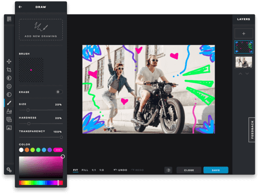 Top 3 Best Free Online Photo Editors Ever