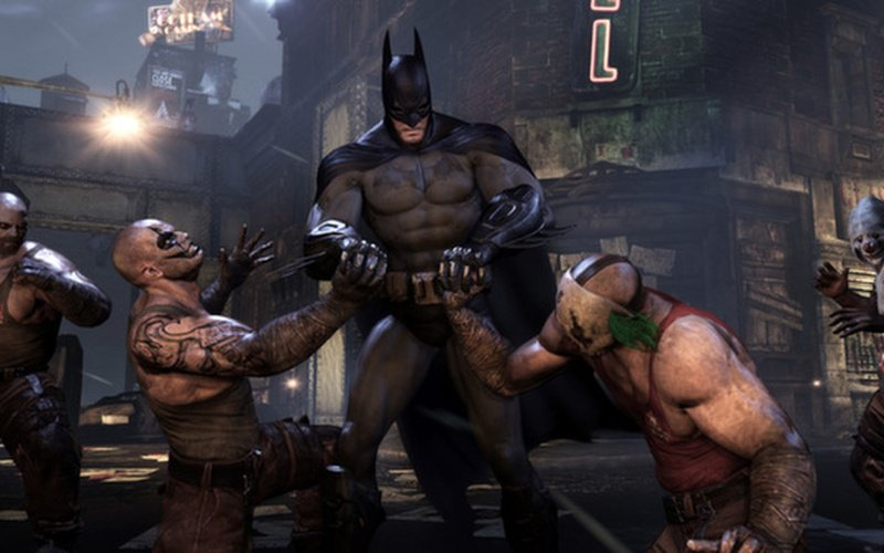 Batman Arkham City Download Game