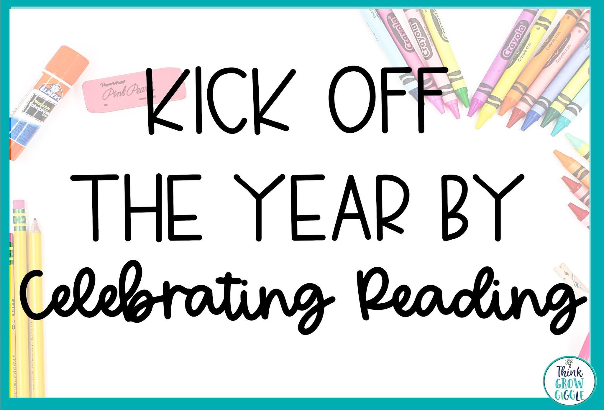 Celebrating Reading 20 Day Kickoff for Upper Elementary