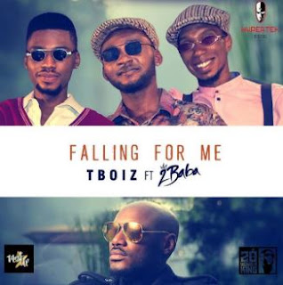 Download TBoiz ft. 2Baba – Falling for Me Mp3