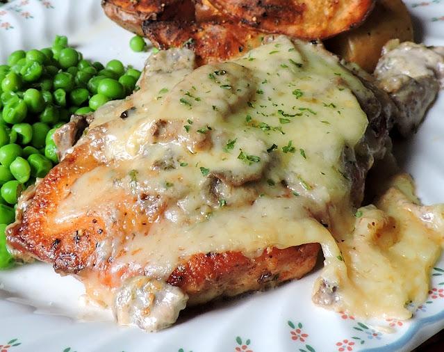 Creamy Swiss Chicken