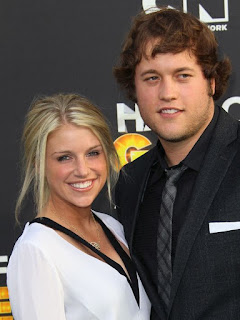 Matthew Stafford Wife Kelly Hall Current Condition Of Relationship