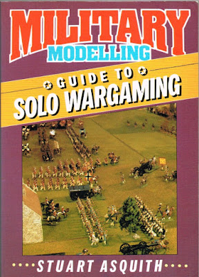 Guide To Solo Wargaming by Stuart Asquith (1988)