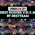 [LATEST UPDATE] NBA 2K21 DEST ROSTER V21.07.30 (July 30, 2021)  + 99  Teams WITH 2022 FIRST ROUND ROOKIES AIO by destteam