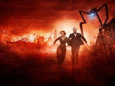 War of the Worlds - Divulgação
