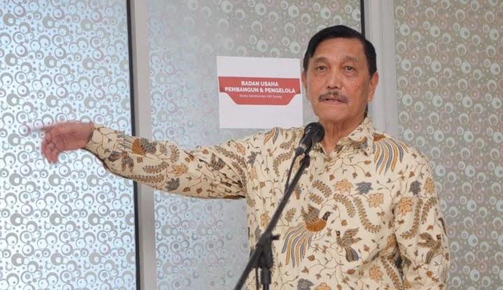 Luhut Pandjaitan: Omnibus Law Beres, Investor Asing Berebut Bangun Tol