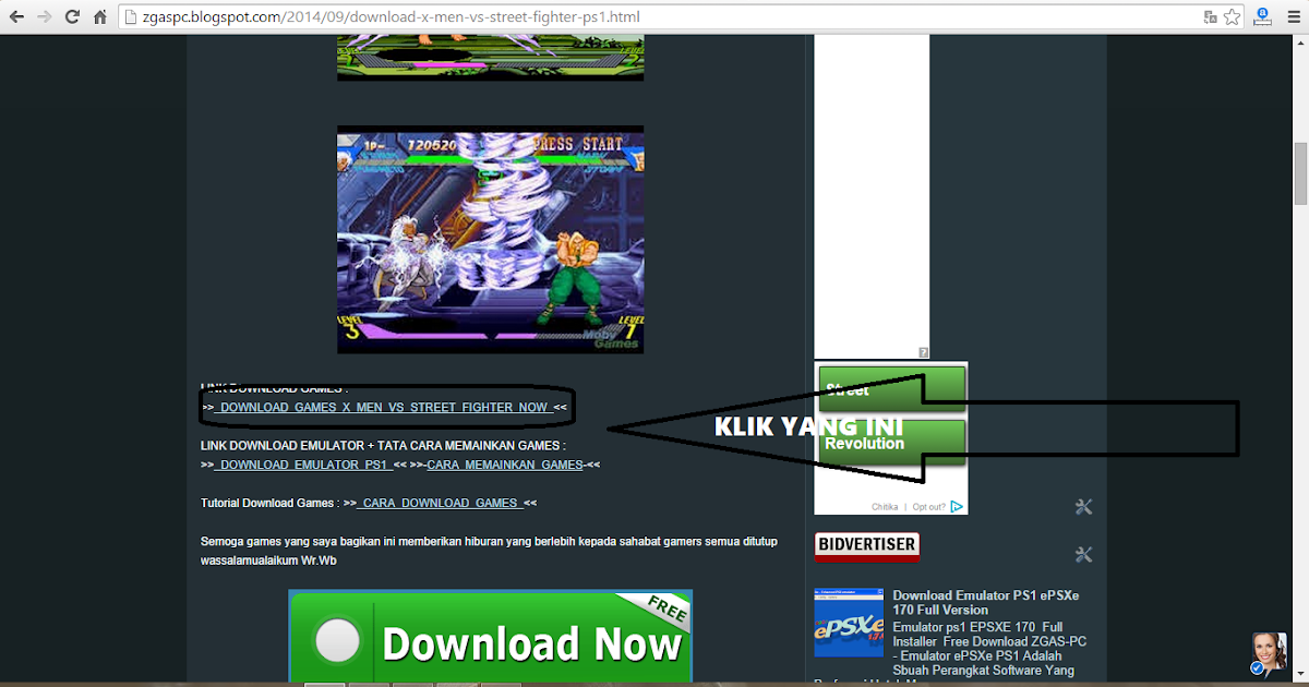 Cara Download Games ISO Di ZGAS-PC PART 1 2014 Terbaru ...
