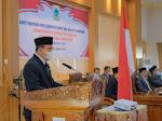 Pidato Perdana, Bupati AKJ Suarakan Pelestarian Hutan dan Persoalan Banjir