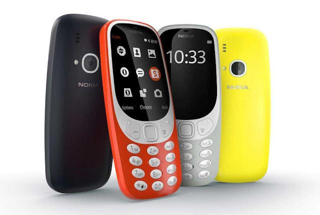 Spesifikasi dan Harga Nokia 3310 (2017) Terbaru