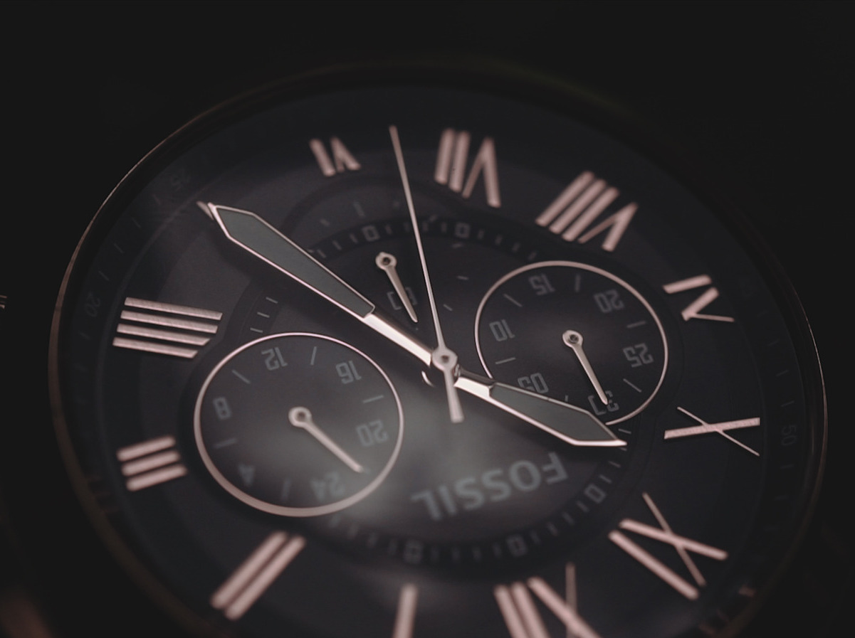Wristwatch DP for Facebook