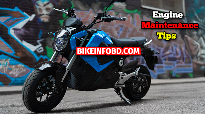 5 Motorcycle Engine Maintenance Tips