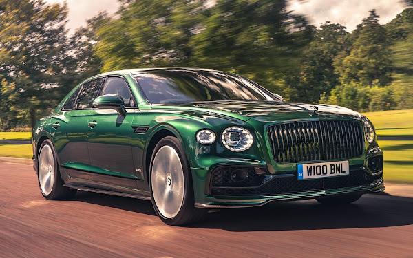 Marca de ultraluxo Bentley ficará sob comando da Audi