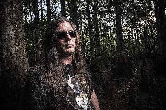 Cannibal Corpse - Pat O'Brien fotografado publicamente pela primeira vez desde que foi preso