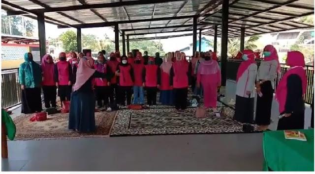 Pelatihan Posrem Desa Bojongkokosan Mampu Mengedukasi Warga Cara Hidup Sehat