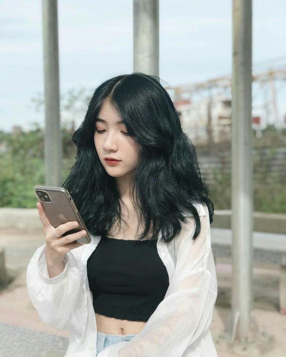 Ảnh gái avatar xinh, quyến rũ làm ảnh đại diện, hình nền
