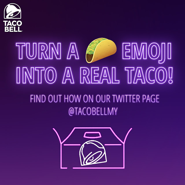 4 OCTOBER IS NATIONAL TACO DAY: 10 HOURS, 1,000 TACOS FOR MALAYSIANS!