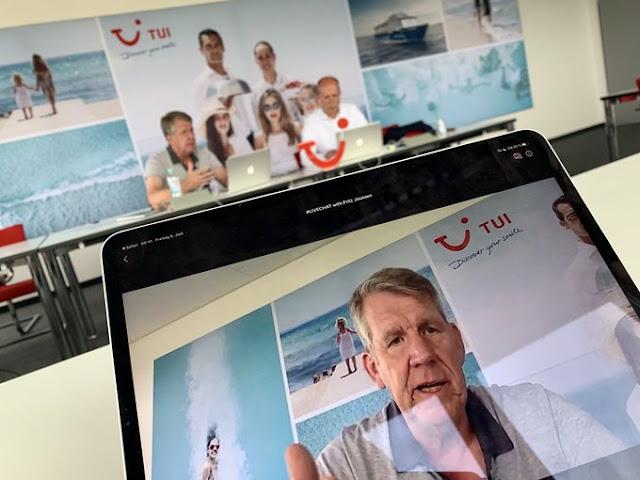 Οργή για την TUI από πελάτες που ζητούν επιστροφή των χρημάτων τους